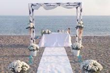 Boda Almerímar , Evento Almerimar , Pura Vida Playa , Chiringuito en la playa de Almerimar