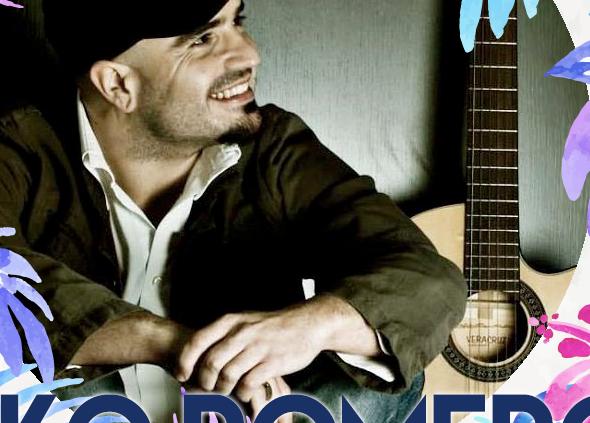 18 AGOSTO: Concierto Kiko Romero