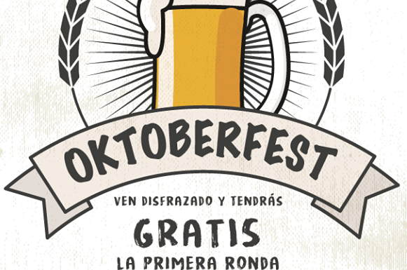 30 OCT: Oktoberfest