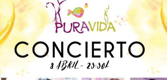 8 Abril: Concierto Chamae