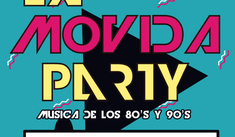 23 marzo: La Movida Party