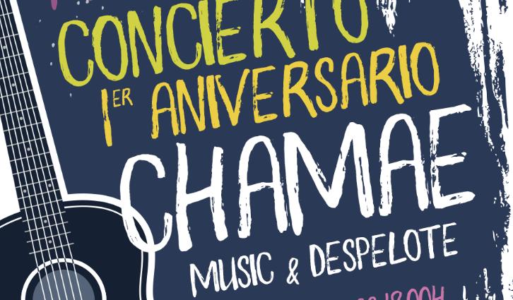 30 marzo: Concierto 1º aniversario CHAMAE
